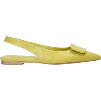 Sko Dame Ballerinaer Grace Shoes 411007 Gul