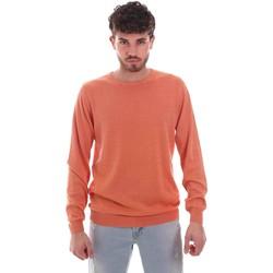 textil Herre Pullovere Sseinse ME1836SS Orange