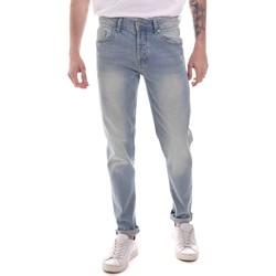textil Herre Lige jeans Sseinse PJE760SS Blå