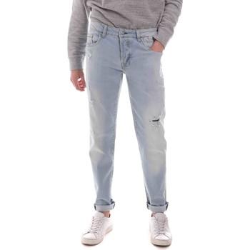 textil Herre Lige jeans Sseinse PJE763SS Blå