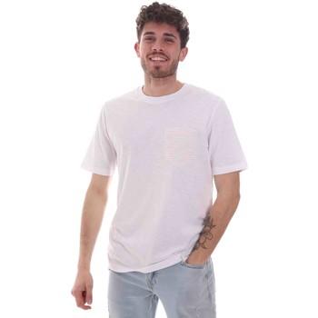 textil Herre T-shirts m. korte ærmer Sseinse TE1852SS hvid