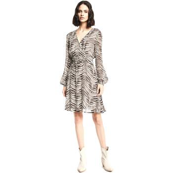 textil Dame Korte kjoler Gaudi 111BD15011 Beige
