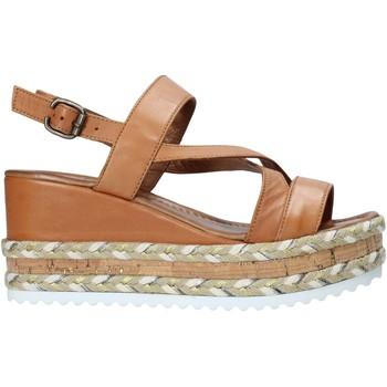 Sko Dame Sandaler Bueno Shoes 21WQ6002 Brun