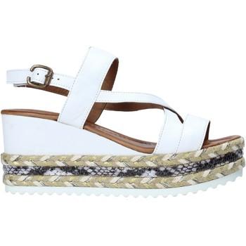 Sko Dame Sandaler Bueno Shoes 21WQ6002 hvid