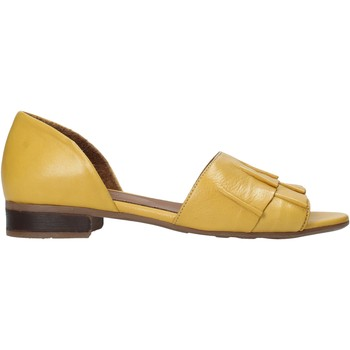 Sko Dame Sandaler Bueno Shoes 21WN5100 Gul