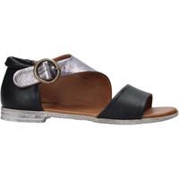 Sko Dame Sandaler Bueno Shoes 21WN5034 Sort