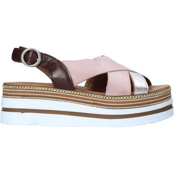 Sko Dame Sandaler Bueno Shoes 21WS5704 Lyserød