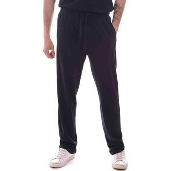 textil Herre Træningsbukser Key Up 2M977 0001 Blå