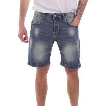 textil Herre Shorts Sseinse PBJ761SS Blå