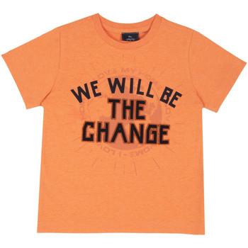 textil Børn T-shirts m. korte ærmer Chicco 09067318000000 Orange
