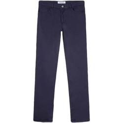 textil Herre Chinos / Gulerodsbukser Trussardi 52J00007-1T005015 Blå