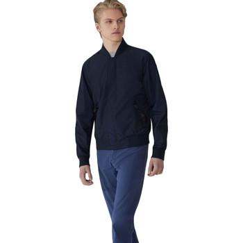 textil Herre Jakker Trussardi 52S00596-1T005274 Blå