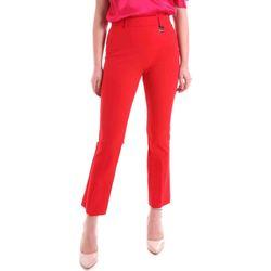 textil Dame Chinos / Gulerodsbukser Cristinaeffe 0412 2484 Rød