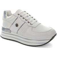 Sko Dame Lave sneakers Lumberjack SWA0312 001EU X85 hvid