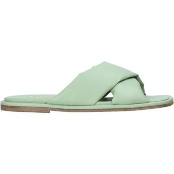 Sko Dame Tøfler Grace Shoes 372002 Grøn