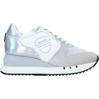 Sko Dame Lave sneakers Blauer S1CASEY01/OLO Grå