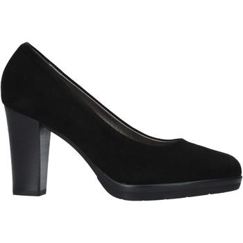 Sko Dame Højhælede sko Confort 16I5860 Sort