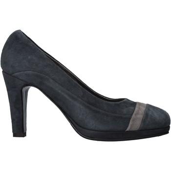 Sko Dame Højhælede sko Confort 3660 Blå