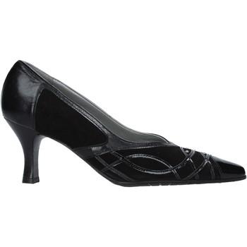 Sko Dame Højhælede sko Confort 6326 Sort
