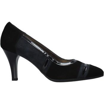 Sko Dame Højhælede sko Confort 16I1007 Sort