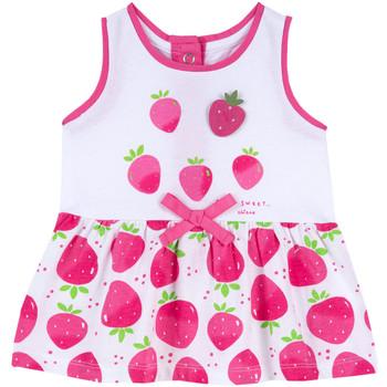 textil Pige Korte kjoler Chicco 09003810000000 Lyserød