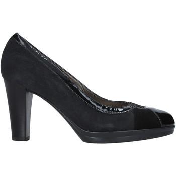 Sko Dame Højhælede sko Confort 15I1442 Blå
