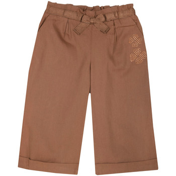 textil Pige Løstsiddende bukser / Haremsbukser Chicco 09008464000000 Brun