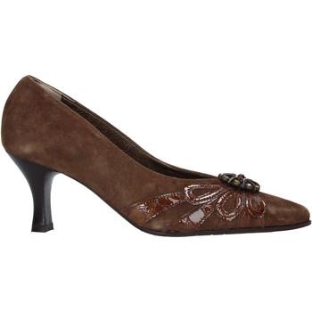 Sko Dame Højhælede sko Confort 6260 Brun