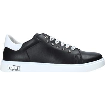 Sko Børn Lave sneakers Cult MUST2 Sort