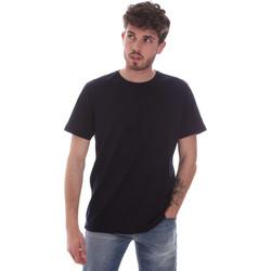 textil Herre T-shirts m. korte ærmer Navigare NV71003 Blå