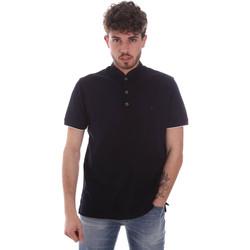 textil Herre Polo-t-shirts m. korte ærmer Navigare NV72072 Blå