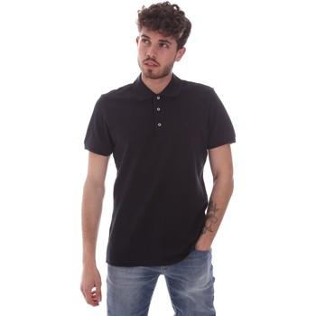 textil Herre Polo-t-shirts m. korte ærmer Navigare NV82108 Blå