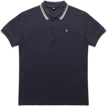 textil Herre Polo-t-shirts m. korte ærmer Refrigiwear RM0T24000PX9032 Blå