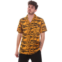 textil Herre Skjorter m. korte ærmer Dickies DK0A4XA5B591 Orange