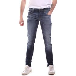 textil Herre Smalle jeans Antony Morato MMDT00242 FA750301 Blå