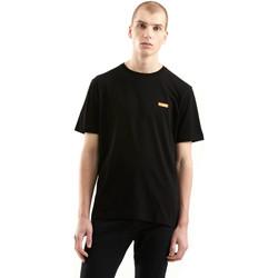 textil Herre T-shirts m. korte ærmer Refrigiwear RM0T27100JE9101 Sort