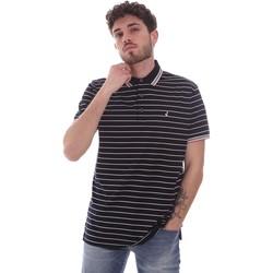 textil Herre Polo-t-shirts m. korte ærmer Navigare NV70034 Blå