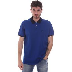 textil Herre Polo-t-shirts m. korte ærmer Navigare NV72058 Blå