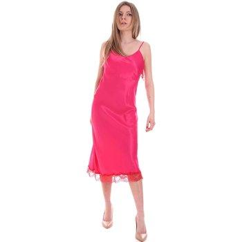 textil Dame Korte kjoler Cristinaeffe 0731 2475 Lyserød