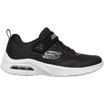 Sko Børn Lave sneakers Skechers 403775L Sort