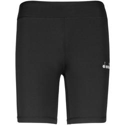 textil Dame Shorts Diadora 102176130 Sort