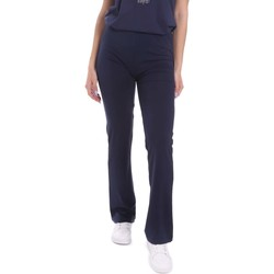 textil Dame Løstsiddende bukser / Haremsbukser Key Up 5LI20 0001 Blå