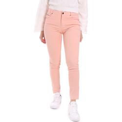 textil Dame Jeans - skinny Freddy BLACK1RS104 Lyserød