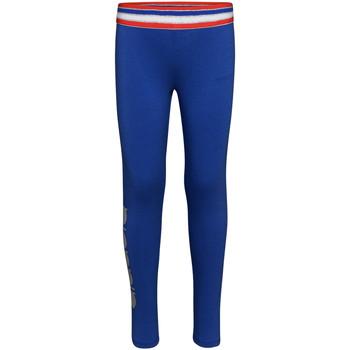 textil Pige Leggings Diadora 102175917 Blå