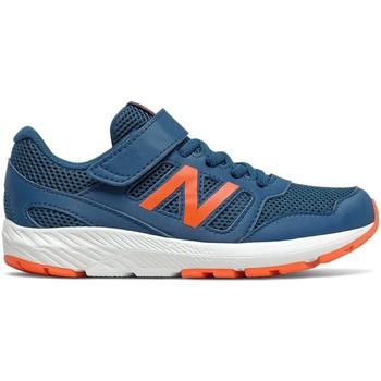 Sko Børn Lave sneakers New Balance NBYT570BO2 Blå