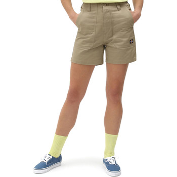textil Dame Shorts Dickies DK0A4XBXKHK1 Beige