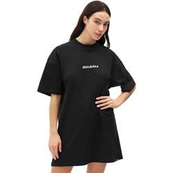 textil Dame Korte kjoler Dickies DK0A4XB8BLK1 Sort