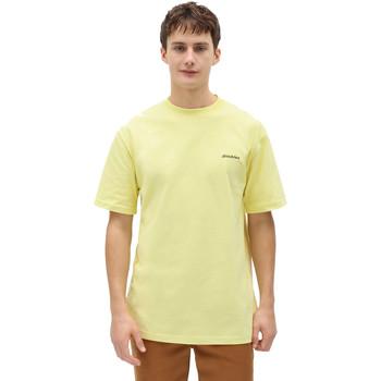 textil Herre T-shirts m. korte ærmer Dickies DK0A4X9OB541 Gul