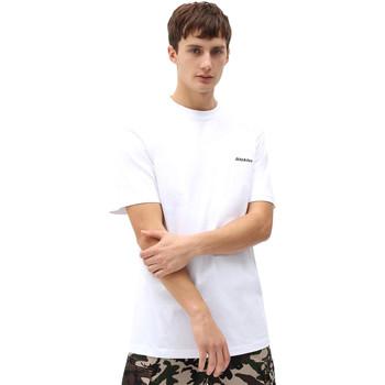 textil Herre T-shirts m. korte ærmer Dickies DK0A4X9OWHX1 hvid