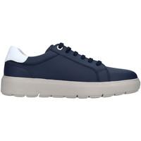 Sko Herre Lave sneakers CallagHan 45504 Blå
